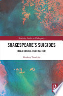 Shakespeare S Suicides