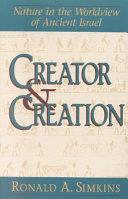 Creator   Creation