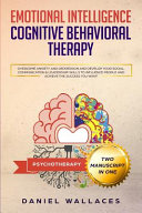 Cognitive Behavioral Therapy  Emotional Intelligence