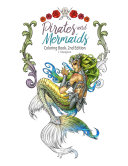 Pirates and Mermaids Coloring Book 2nd Edition