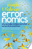 Cover of Errornomics