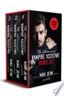 The Librarian S Vampire Assistant Box Set Books 1 3