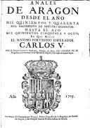 Anales de Aragon desde el a  o 1540     hasta el a  o 1558 en que muri   el     Emperador Carlos V   Testamento del Emperador Carlos Quinto     Codecilo    Edited by D  Panzano Yba  ez de Aoyz