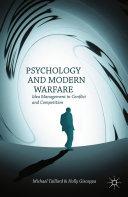 Psychology and Modern Warfare [Pdf/ePub] eBook
