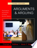 Arguments And Arguing