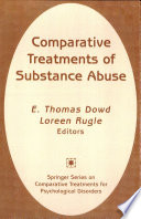 Comparative Treatments of Substance Abuse