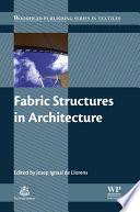 Fabric Structures in Architecture Book