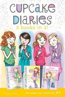 Cupcake Diaries 3 Books In 1 3