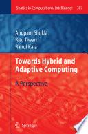 Towards Hybrid and Adaptive Computing