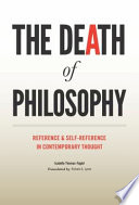 The Death of Philosophy Book