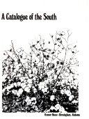A Catalogue of the South