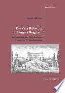 Die Villa Bellavista in Borgo a Buggiano