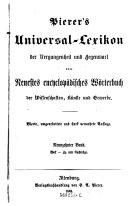 Weck - Zz. und Nachträge