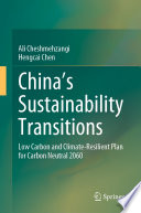 China s Sustainability Transitions
