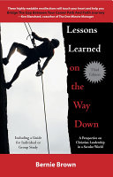 Lessons Learned on the Way Down [Pdf/ePub] eBook