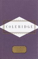 Coleridge: Poems