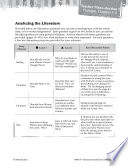 Tuck Everlasting Leveled Comprehension Questions