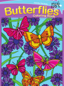 SPARK Butterflies Coloring Book