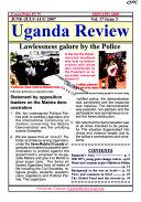 Uganda Review