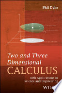 Two And Three Dimensional Calculus Book PDF