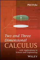 Two and Three Dimensional Calculus