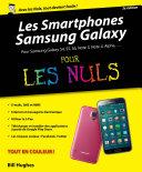 Smartphones Samsung Galaxy Pour les Nuls, 2ème édition