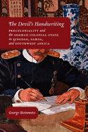 The Devil's Handwriting Pdf/ePub eBook