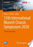 11th International Munich Chassis Symposium 2020 Book