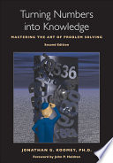 Turning Numbers Into Knowledge Book