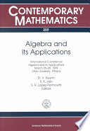Algebra and Its Applications