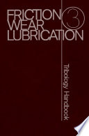 Friction Wear Lubrication