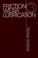 Friction Wear Lubrication [Pdf/ePub] eBook