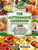 The Autoimmune Cookbook Book