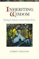 Inheriting Wisdom