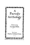 A Parody Anthology