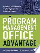 The Program Management Office Advantage