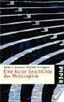 Eine kurze Geschichte der Philosophie
