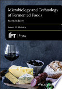 """Microbiology and Technology of Fermented Foods"" by Robert W. Hutkins"