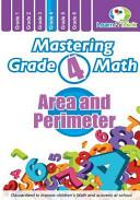 Mastering Grade 4 Math - Area and Perimeter