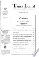 Transit Journal