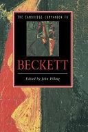 Pdf The Cambridge Companion to Beckett
