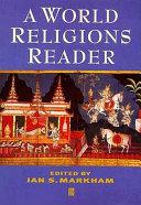 A World Religions Reader