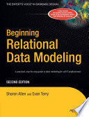 Beginning Relational Data Modeling