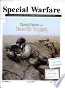 Special Warfare Book