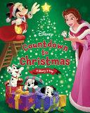 Disney s Countdown to Christmas Book
