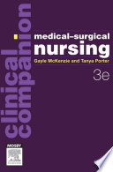 Clinical Companion Medical Surgical Nursing
