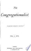 The Congregationalist Book
