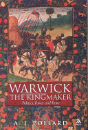 Warwick The Kingmaker Book PDF