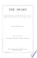 The Heart Of Midlothian With Illustr By H Clerget And Others