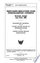 Mexico-United States Interparliamentary Conference